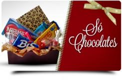 Só chocolates